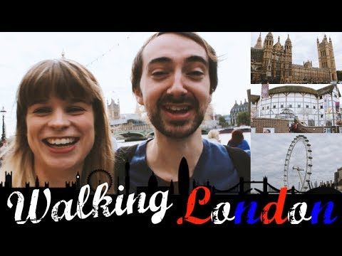 The Southbank | Walks in London #2 - Westminster to Borough Market
