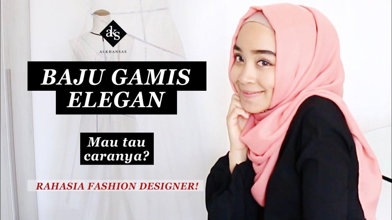 Baju Gamis Dress Terbaru 2019 Rahasia Desain Fashion Designer