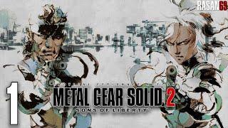 Metal Gear Solid 2 - Substance walkthrough part 1