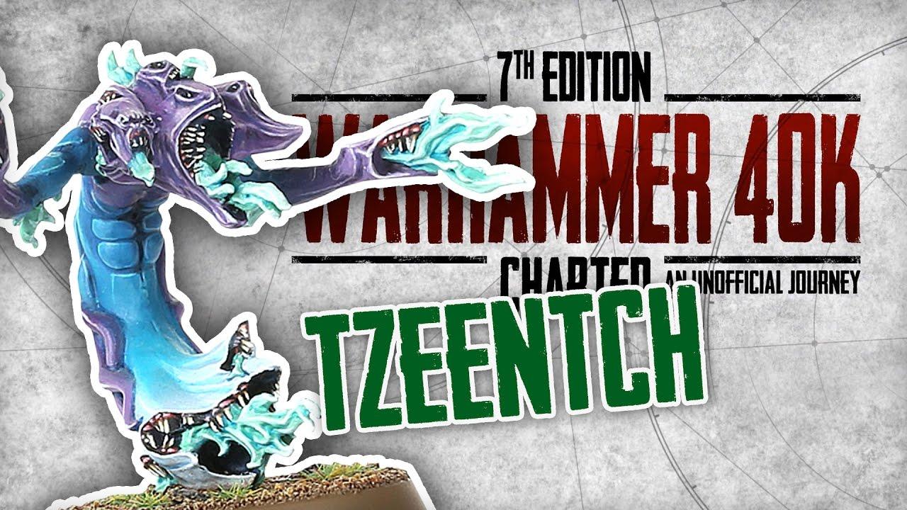 Warhammer 40k Charted: The Chaos Gods Explored - Tzeentch ... Warhammer 40k Good Chaos Gods