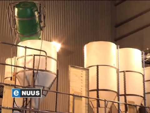 NWU-Pukke vervaardig biodiesel / Potch campus manufactures biodiesel