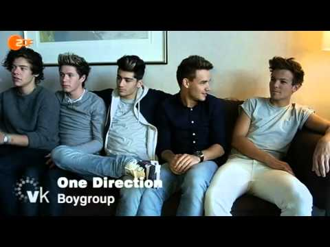 One Direction Interview - Germany