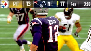 Madden 19 NOT Top 10 Plays of the Week Episode 10 - The WORST LOSS of Tom Brady's CAREER!