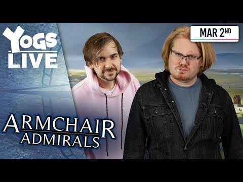 OP VIKINGS! - Armchair Admirals! - Northgard! - 02/03/20