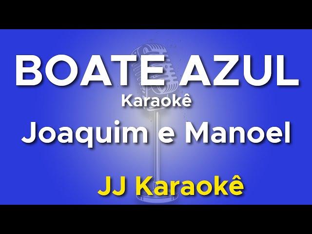 Boate Azul - Karaokê com Segunda Voz