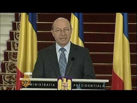 Romania backs US anti-missile plan
