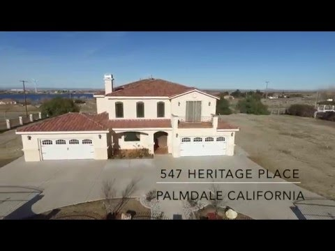 547 Heritage Place, Palmdale CA