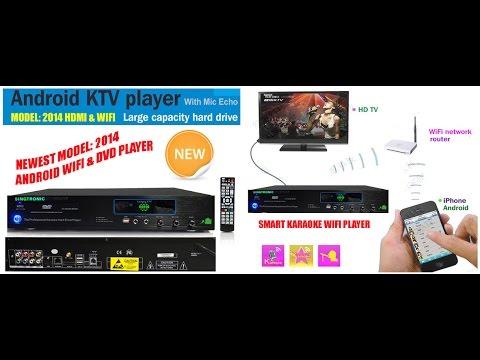 0004 Unboxing Singtronic KTV 6000 HD 3TB