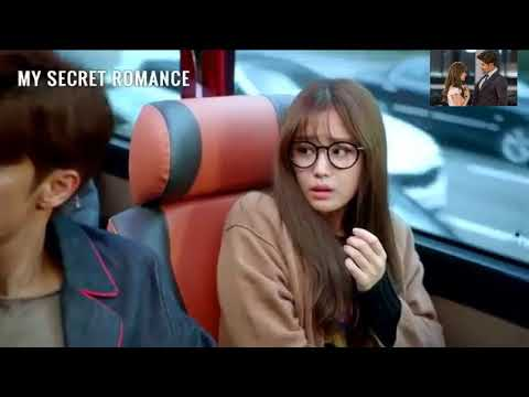 my secret romance Korean Hindi Mix   Main tera boyfriend tu meri girlfriend  !!!