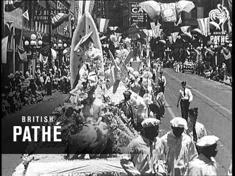 Memphis Cotton Carnival  (1936)