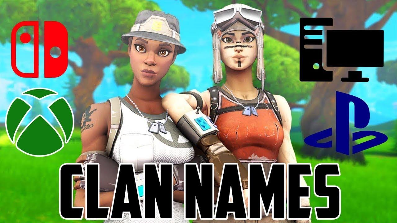 Clan Namen