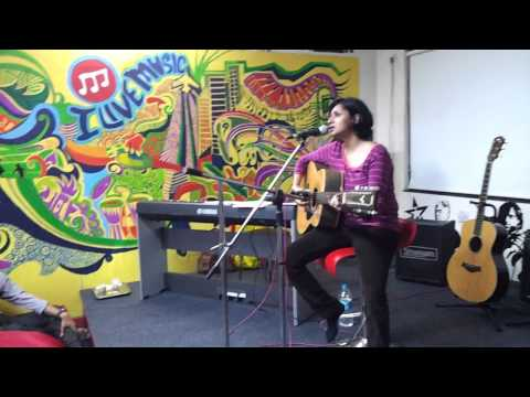 Nandini Srikar - Duaa (Unplugged) at Muziclub