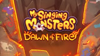 my singing monsters dawn of fire official trailer