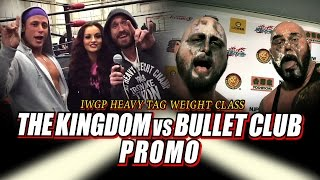 "INVASION ATTACK 2015 ""THE KINGDOM"" vs ""BULLET CLUB"" PROMO"