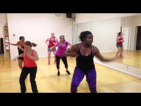 Rock Star Dance Fitness - Afro Caribbean Latin Groove Group Dance