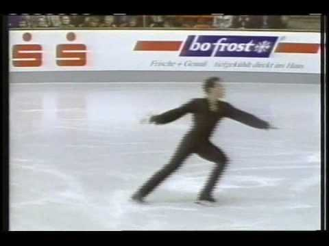 Michael Weiss (USA) - 2001 Nations Cup on Ice, Men