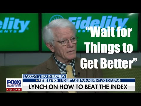Peter Lynch: How to Know WHAT Stocks to OWN