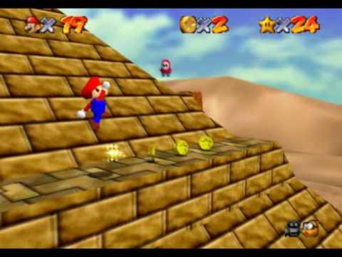 [BFG] Super Mario 64 [C4][B3]