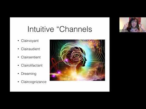 Intuition By Design With Karen Curry Parker Quantum Alignment Show Youtube