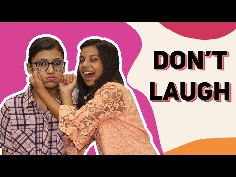 Try Not To Laugh Challenge | SAMREEN ALI