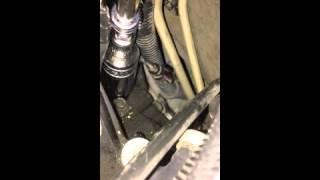 2003 Chevy Silverado 1500 5.3L V8 Oil Pressure Sending Unit Repair