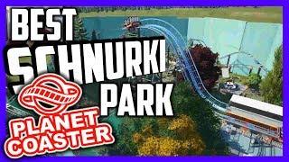Endlich ein Movie-Bereich - BEST SCHNURKI PARK   PARKTOUR - Planet Coaster