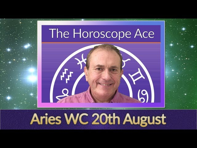 Aries Weekly Horoscope from 20th August - 27th August