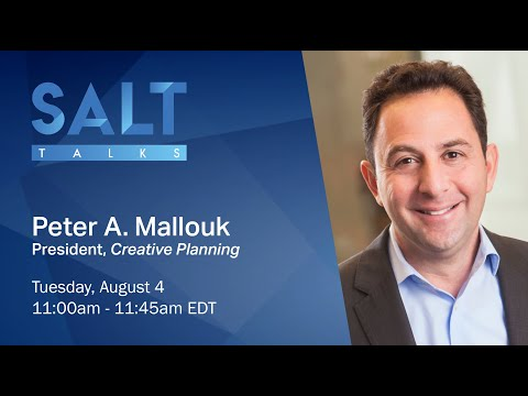 SALT Talks: Peter Mallouk | President, Creative Planning - YouTube