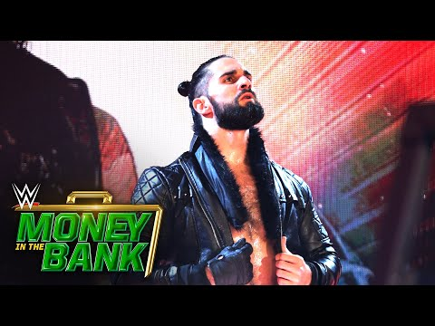 Seth Rollins Debuts A Divine New Entrance: WWE Money In The Bank 2020 (WWE Network Exclusive)