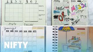 Bullet Journal Tips And Tricks