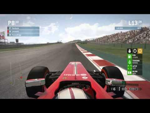 F1 2013 PRL Division 3 Korea Race