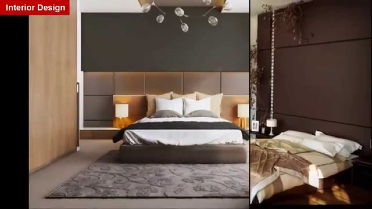 Modern Bedroom Design Ideas 2015 modern double bedroom design ideas 2015 - interior design - youtube