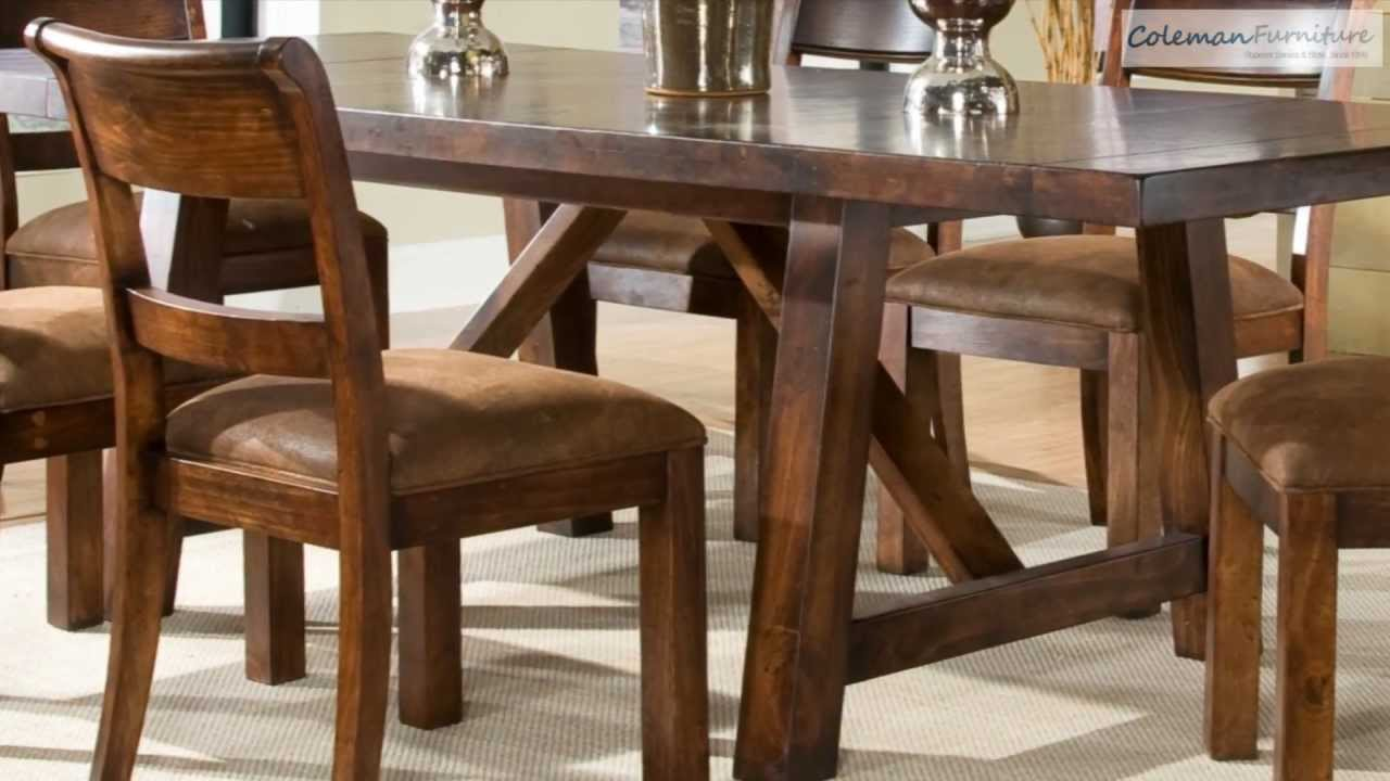 Woodland Ridge Dining Room Collection From Legacy Classic. Coleman Furniture  Online