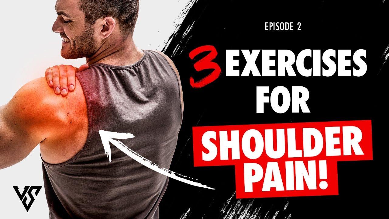 Fix Your Body Episode 2: Shoulder Pain