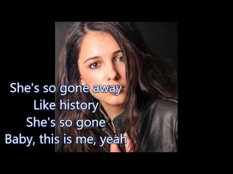 Lemonade Mouth  ( Naomi Scott ) -  She's so gone karaoke with backing vocals