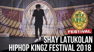 Shay Latukolan | Dvsn - Think About Me | Hiphop Kingz Festival 2018