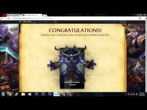How To Get Free Champions In League Of Legends Youtube