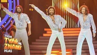 Repeat youtube video Roman Vojtek jako Bee Gees -