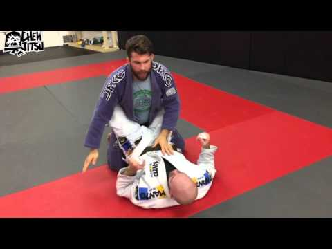 Breaking Closed Guard For White Belts (Don't Make These 2 Mistakes)