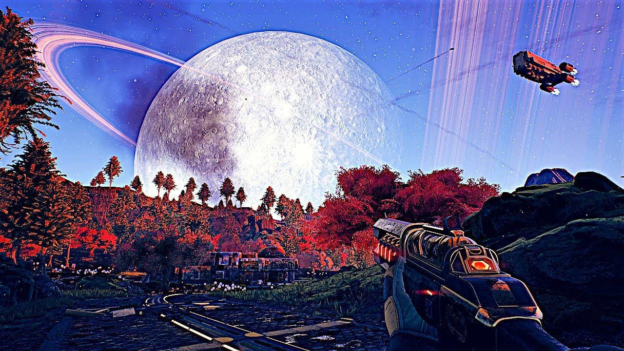 The Outer Worlds - New Gameplay