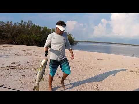 10,000 Island Fishing and Camping  .....after the Hurricane       Hank Pretz Kayak Fishing