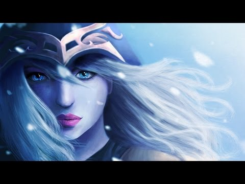 Dark Winter Music - Ice Elves