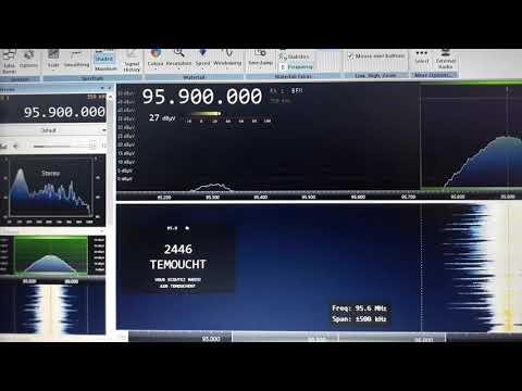 RADIO AIN TÉMOUCHENT 95.9 MHz Algeria