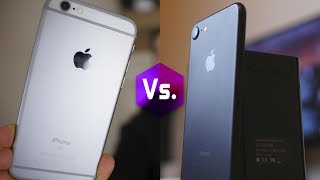 iPhone 6S Vs. iPhone 7 | Headphones or IP67?