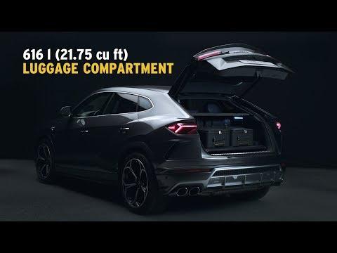 Lamborghini Urus Promo Shows Raging Bulls Can Be Practical