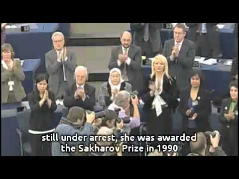 Europarl Today: The 20th Sakharov Prize honours Chinese dissident Hu Jia