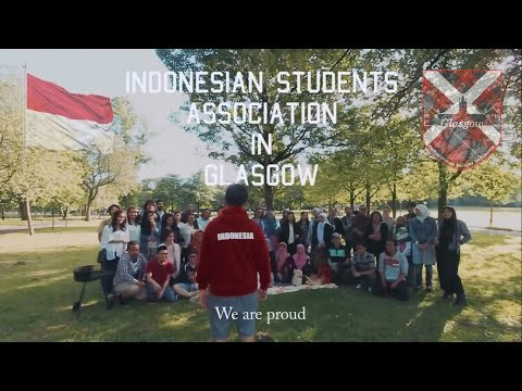 Indonesians and Glasgow