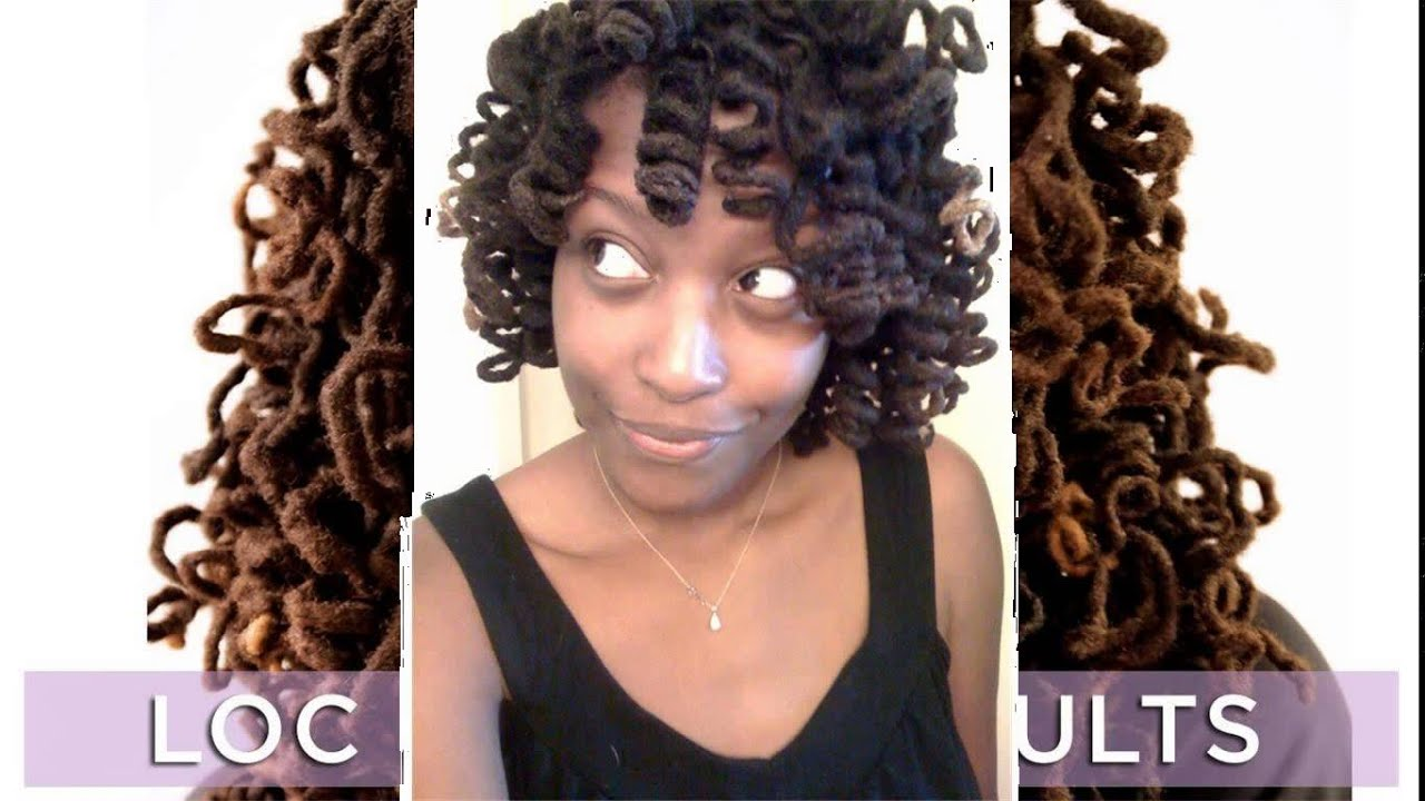 curly dreadlock hairstyles