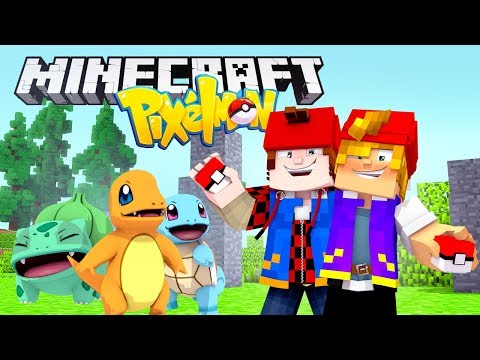 Even LACHLAN Plays This! (Pokemon In Minecraft)