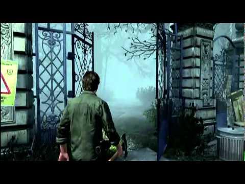 Julius plays: Silent hill downpour part 2
